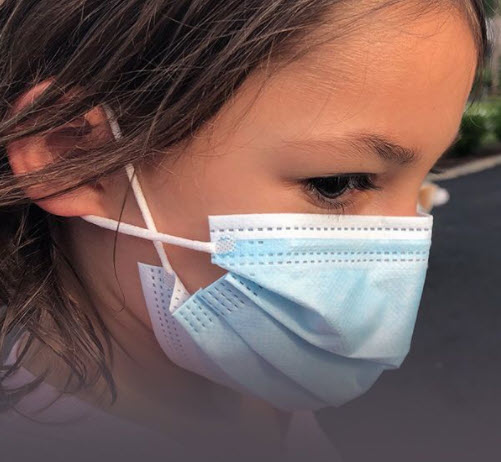 Our Kid Friendly Masks Are Perfect For School!