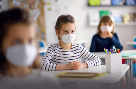 CDC Director Says Masks Are Key For Reopening Of Schools
