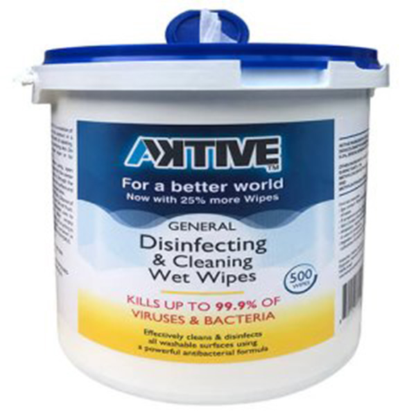 Aktive Wipes